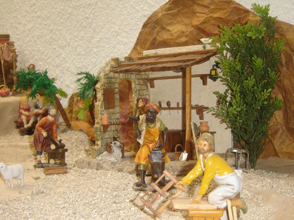 Arte pesebre belen 128 - Figuritas para el belen ...